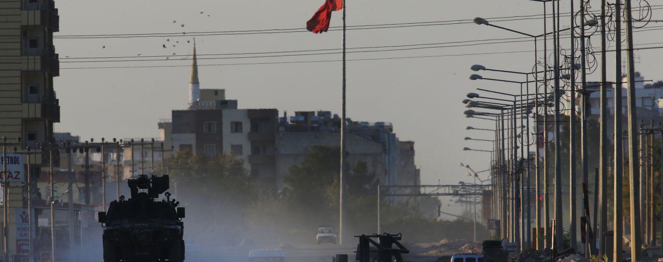 Туреччина обстріляла військову базу США у Сирії. В Анкарі все спростовують