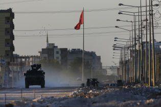 Турция обстреляла военную базу США в Сирии. В Анкаре все опровергают
