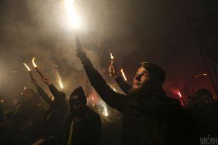 В Киеве перекроют движение по центру из-за двух масштабных шествий