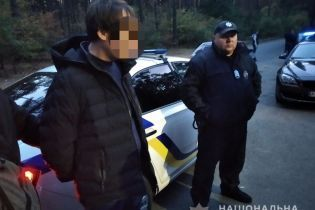 """Любовная драма: под Киевом мужчина похитил бывшую и вывез в поле """"поговорить"""""""