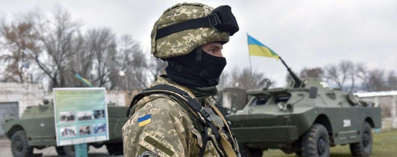 Бойовики на Донбасі протягом доби 7 разів порушили режим припинення вогню