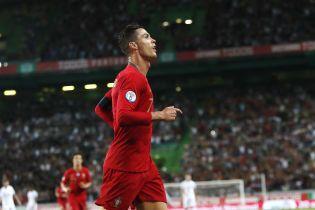 В Португалии планируют переименовать стадион в честь Роналду