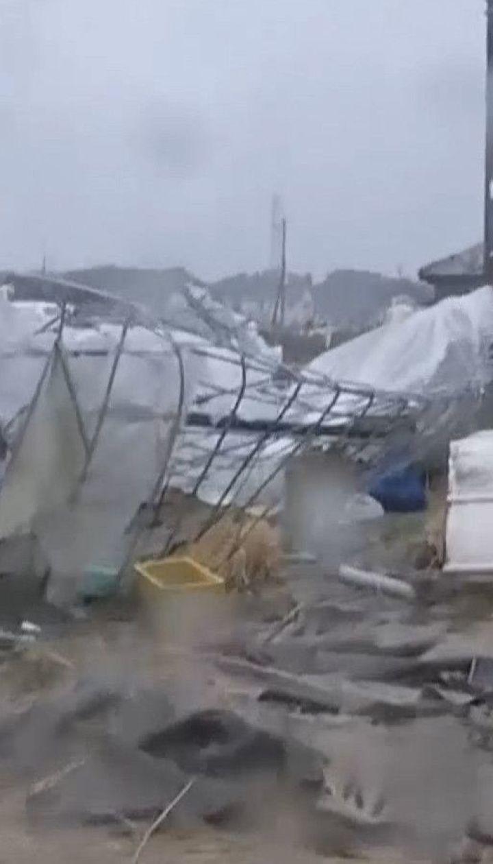 Япония страдает от сильнейшего за полвека шторма: эвакуируют 7 миллионов человек