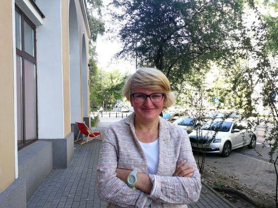Українка, яка балотується до Сейму: У парламенті опікуватимусь українськими мігрантами