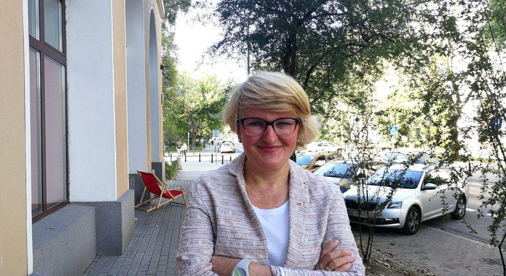 Украинка, которая баллотируется в Сейм: В парламенте буду заниматься украинскими мигрантами