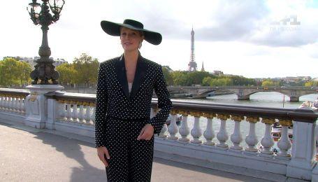 Модный показ одежды от Андре Тана в Париже