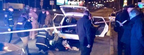 В Киеве задержали напакованный гранатами автомобиль