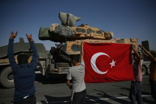 """Турция схватила жену убитого главаря """"Исламского государства"""" аль-Багдади"""
