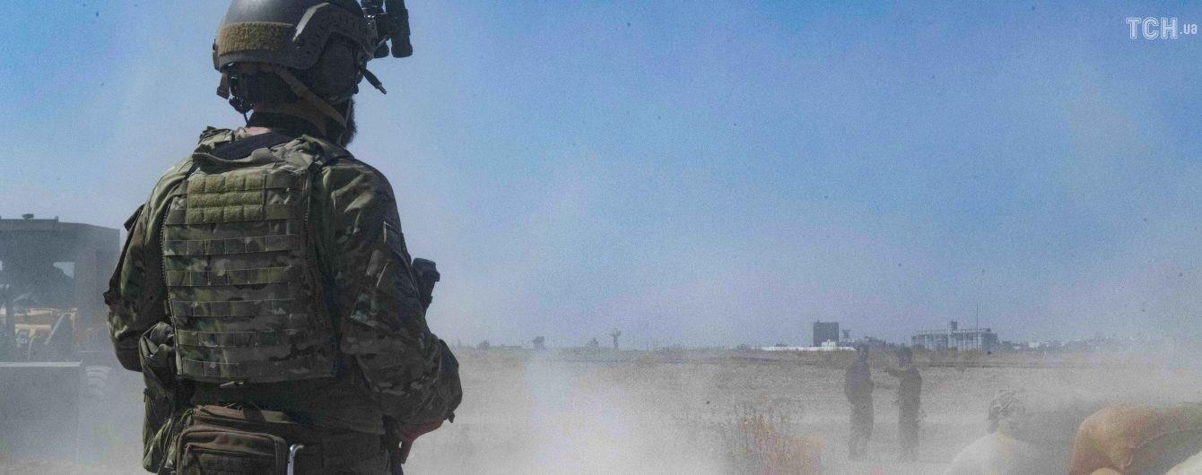 Американские войска возобновили патрулирование на севере Сирии