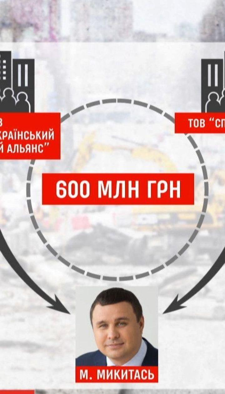 Топ-чиновник КМДА поставляв труби на Шулявський міст - розслідування ТСН.Тижня