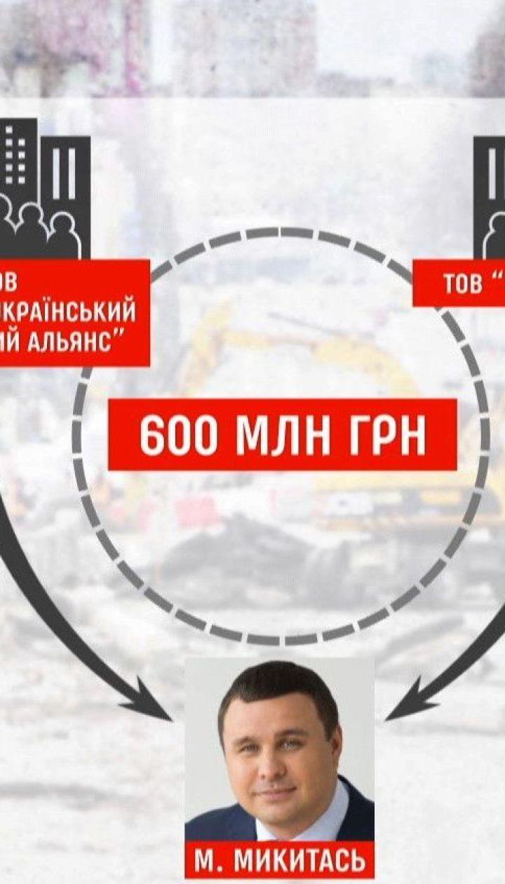 Топ-чиновник КГГА поставлял трубы на Шулявский мост - расследование ТСН.Тижня
