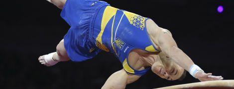 Радивилов принес Украине еще одну медаль на Чемпионате мира по спортивной гимнастике