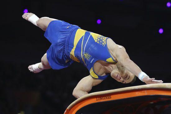 Радівілов приніс Україні ще одну медаль на Чемпіонаті світу зі спортивної гімнастики