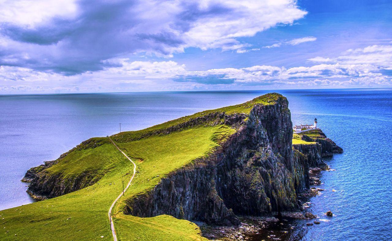 Острів Скай, Шотландія