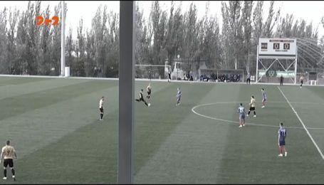 Шедевры в Первой Лиге: футболист Агробизнеса забил красивый гол в ворота ФК Николаев