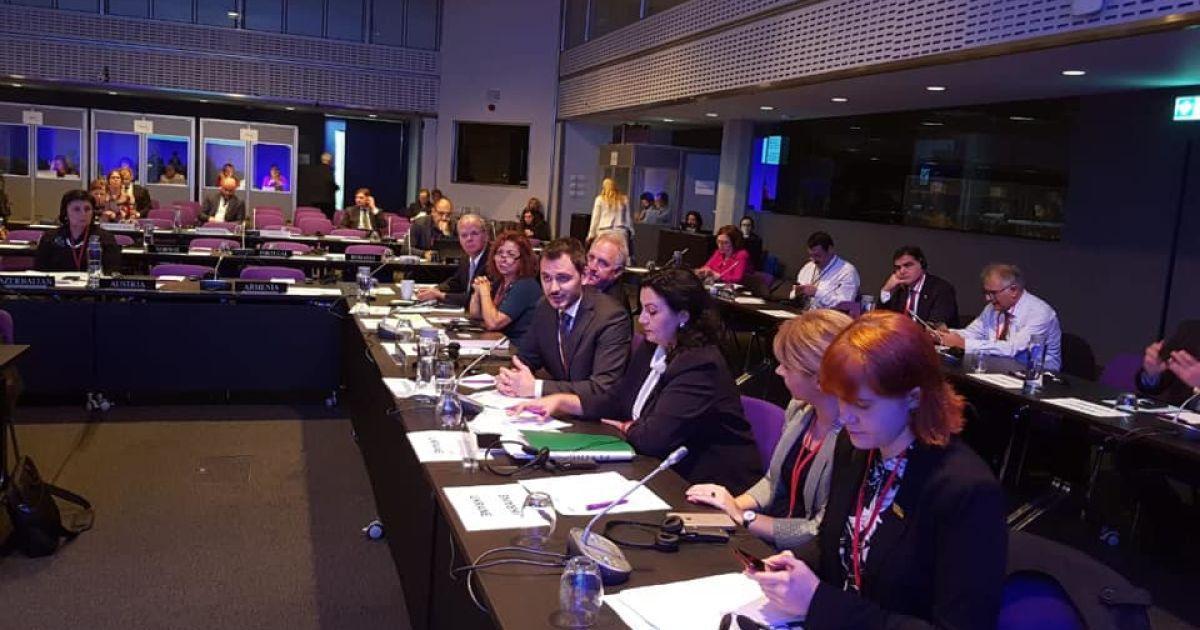 Парламентская ассамблея НАТО приняла доклад относительно Украины