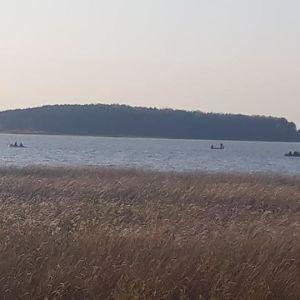 После опрокидывания лодки во время рыбалки пропал без вести чиновник Луцкого горсовета