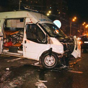 Возросло количество погибших в жутком ДТП со скорой в Киеве