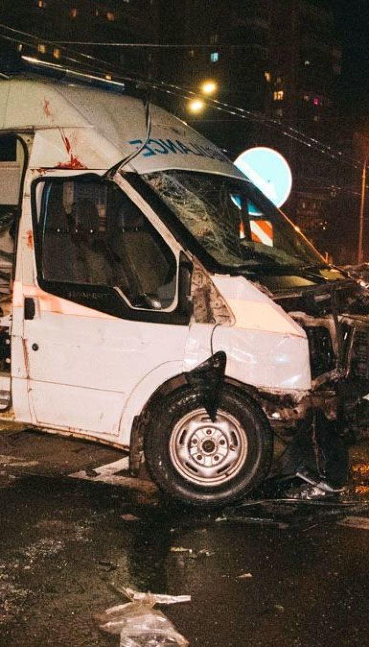 Зросла кількість загиблих у моторошній ДТП зі швидкою у Києві