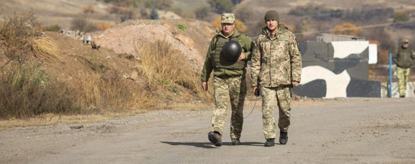Терористи зірвали розведення військ у районі Петрівського - штаб ООС