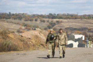 Боевики обстреляли из гранатометов участок разведения сил на Донбассе