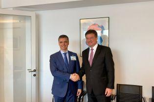 Пристайко пригласил председателя ОБСЕ в Станицу Луганскую