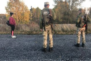 Пограничники задержали в зоне ЧАЭС трех сталкеров