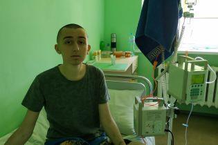 Лишь дорогостоящая трансплантация костного мозга могу спасти жизнь Василия