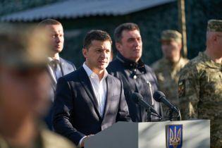 """Зеленський пояснив, за яких умов відбудеться розведення сил на Донбасі й імплементація """"формули Штайнмаєра"""""""