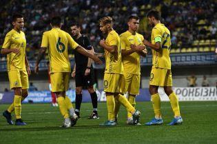 Голы Шапаренко и Русина принесли молодежной сборной Украины уверенную победу над Грецией