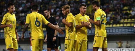 Голи Шапаренка та Русина принесли молодіжній збірній Україні впевнену перемогу над Грецією