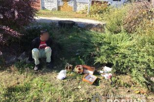 На Полтавщине мужчина похитил из храма два мешка церковного имущества