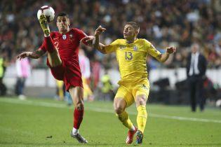 Стали известны стартовые составы Украины и Португалии на матч отбора к Евро-2020