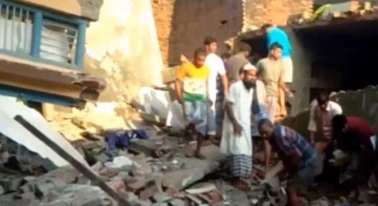 12 людей загинули в Індії під час обвалу будинків