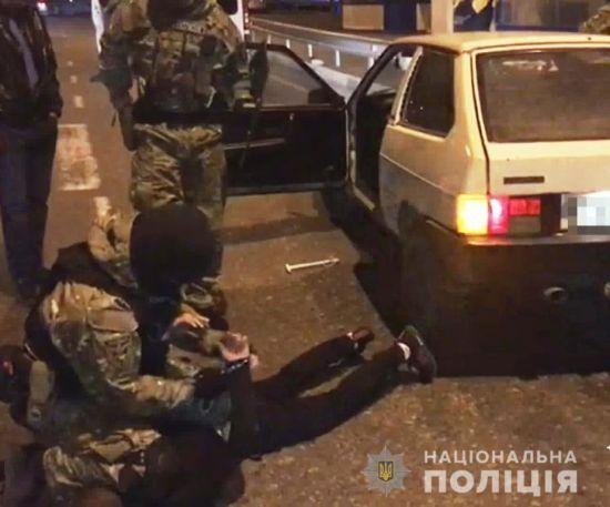 На Одещині спіймали банду молодиків, які грабували АЗС