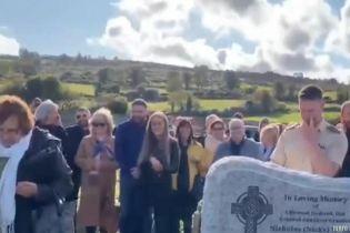 Пранк от мертвеца: Ирландец заставил на собственных похоронах смеяться всех присутствующих