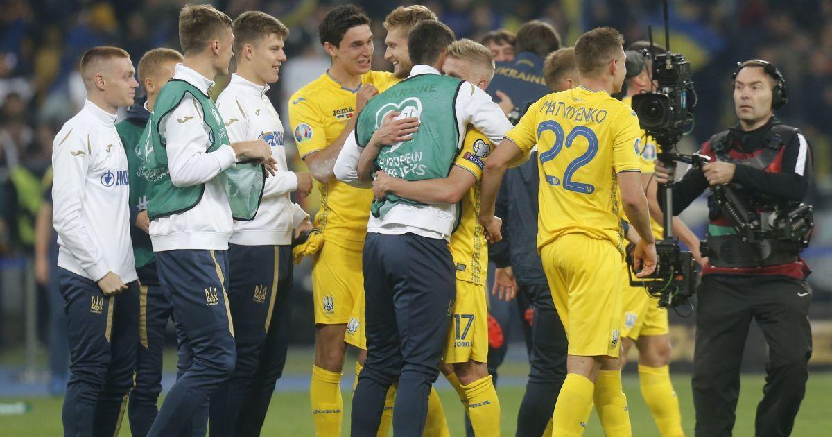 Первый матч в Амстердаме. Календарь сборной Украины на Евро-2020