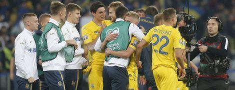 Збірна України вперше в історії напряму кваліфікувалася на Чемпіонат Європи за спортивним принципом