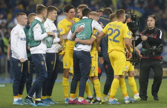 Перший матч в Амстердамі. Календар збірної України на Євро-2020