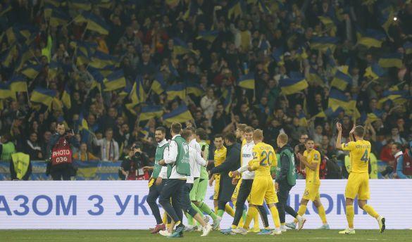 україна - португалія 2:1, збірна україни
