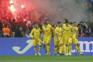 Сборная Украины в феерическом матче победила Португалию и с первого места вышла на Евро-2020