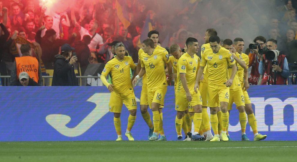 Сборная Украины победила Португалию и вышла на Евро-2020