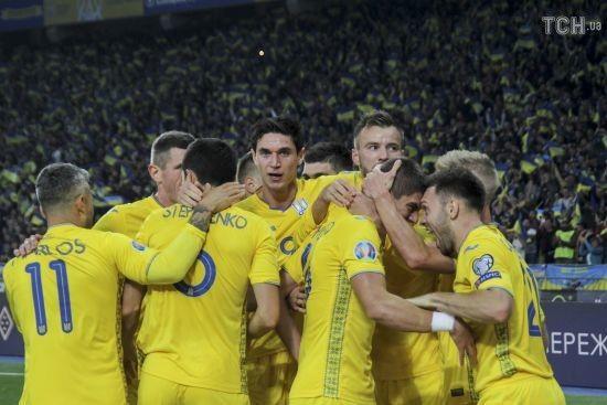 Битви з німцями та іспанцями: став відомий календар матчів збірної України в Лізі націй