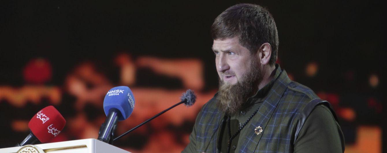 Кадыров простудился высоко в горах и временно передал управление республикой премьеру