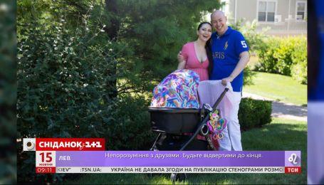 Телеведущий и журналист Дмитрий Гордон в седьмой раз стал отцом