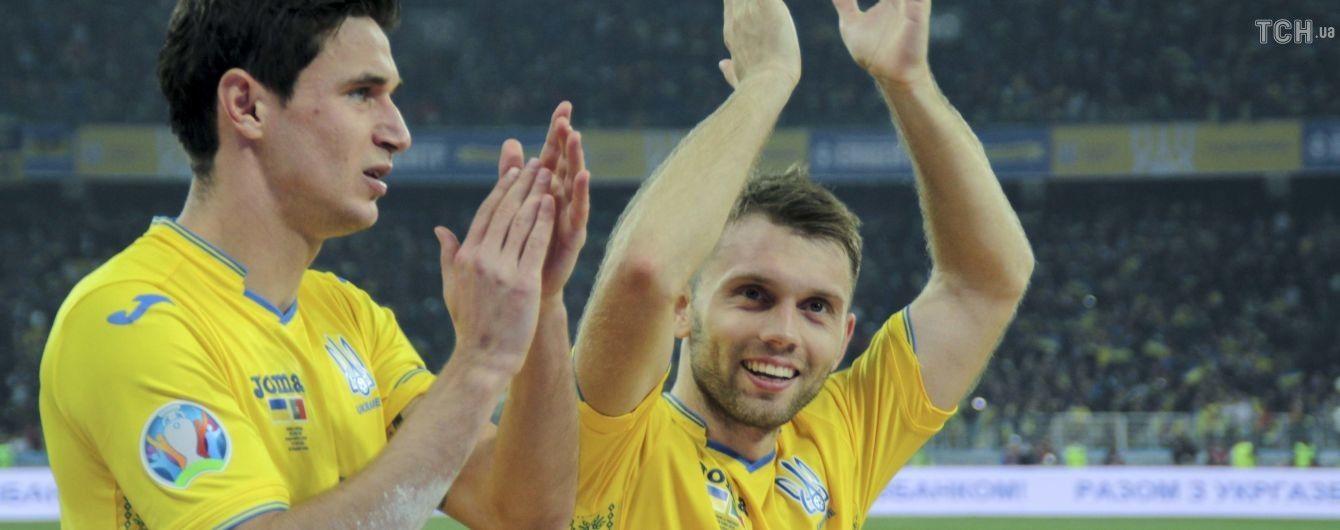 Сборная Украины проведет дома один из товарищеских матчей перед Евро-2020