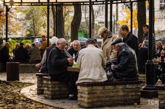 В Україні нарахували близько 2,5 мільйона пенсіонерів, які працюють