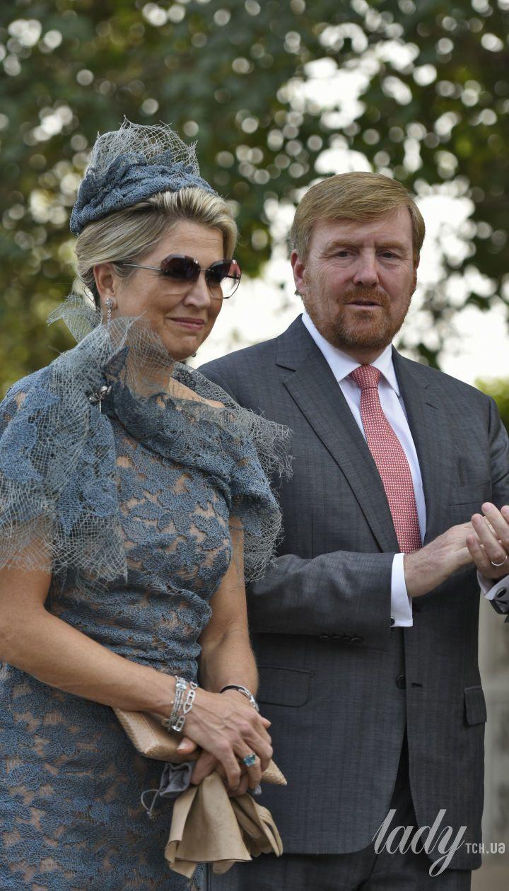 Королева Максима і король Віллем-Олександр