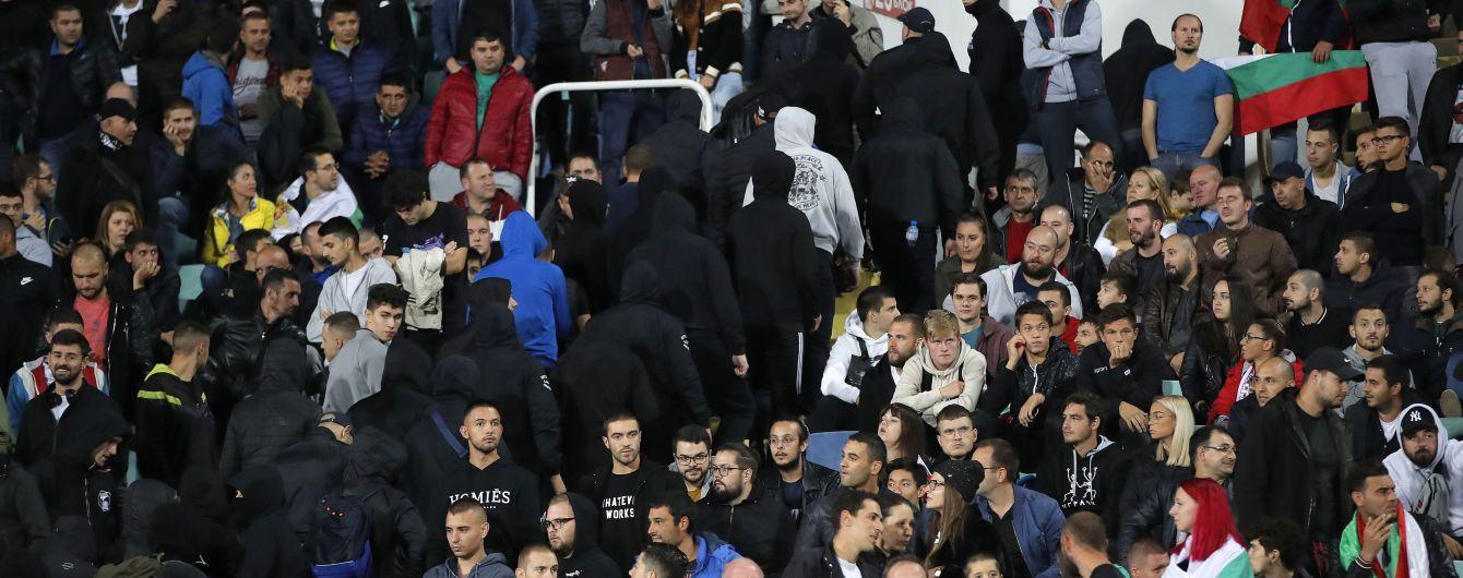 Президент Федерації футболу Болгарії подав у відставку через расизм на матчі відбору до Євро-2020