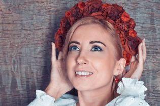 Тоня Матвиенко показала, как выглядела в 14 лет